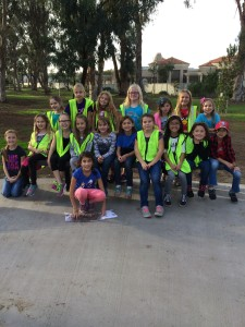 Gibbs volunteers girl scouts 020